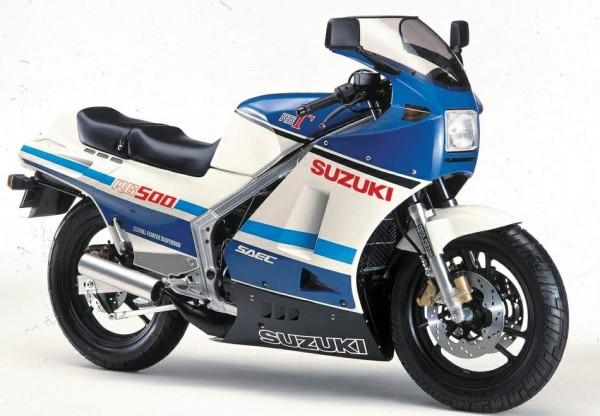 Suzuki RG500  3-1