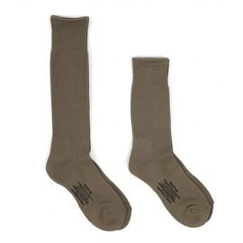 CUSHION SOLE SOCKS GREEN
